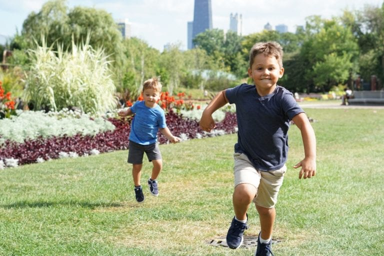 Q&A: 4 Boys from Oregon Living in New York City for a Year