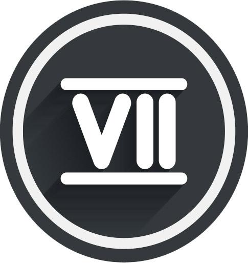 Seven campaign logo
